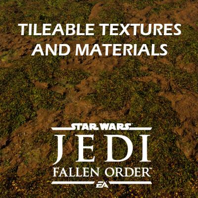 Star Wars Jedi: Fallen Order - Textures / Shaders