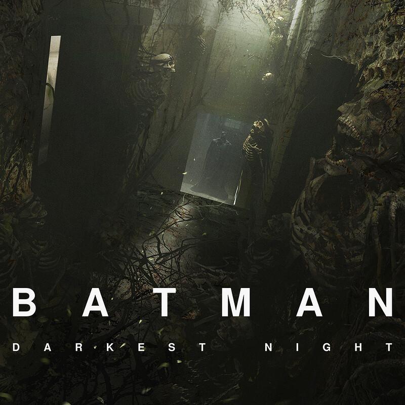 Batman: Darkest Night - Path to Ivy