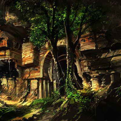 Kishore ghosh witch house3