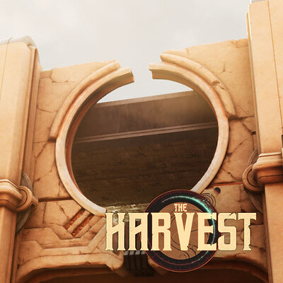 The Breach Studios: The Harvest - Temple assets