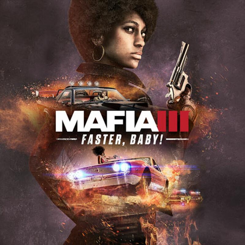 "Mafia III ""Faster Baby!"" DLC - Props & Materials"