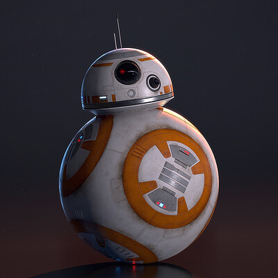 Ross mccafferty bb8 th
