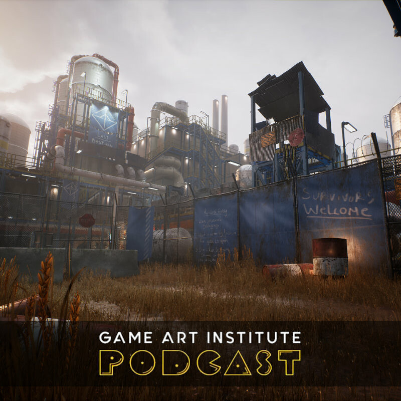 Podcast - Game Art Institute