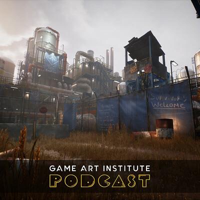 Timothy dries portfolio thumbnail artstation gameartinstitutepodcast