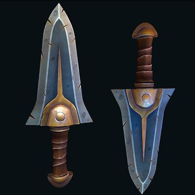 Greg mirles dagger 01