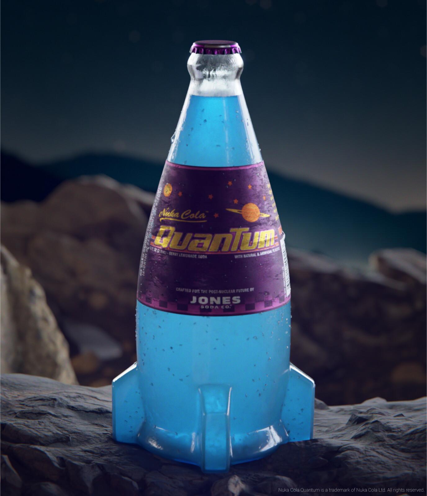 Fallout's Nuka Cola Quantum Ad