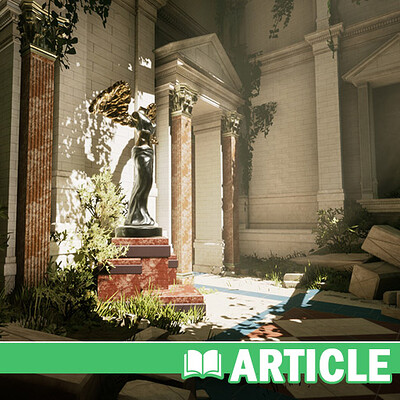 John griffiths community ue4lightingproductionbreakdown