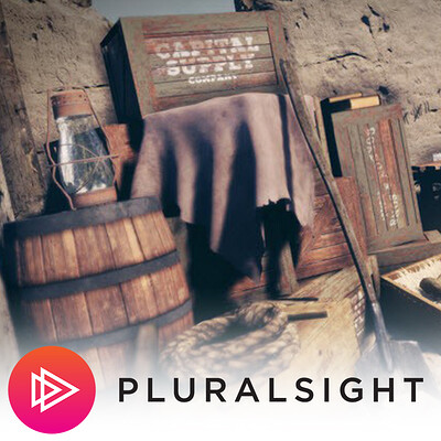 Getting a Grip as an Artist in the Games Industry: Pluralsight Interview