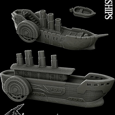 Sadeq hosseini steamships 02