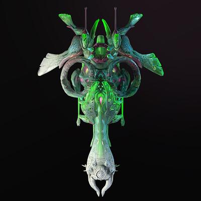 Igor puskaric artstation cover dv2 textured