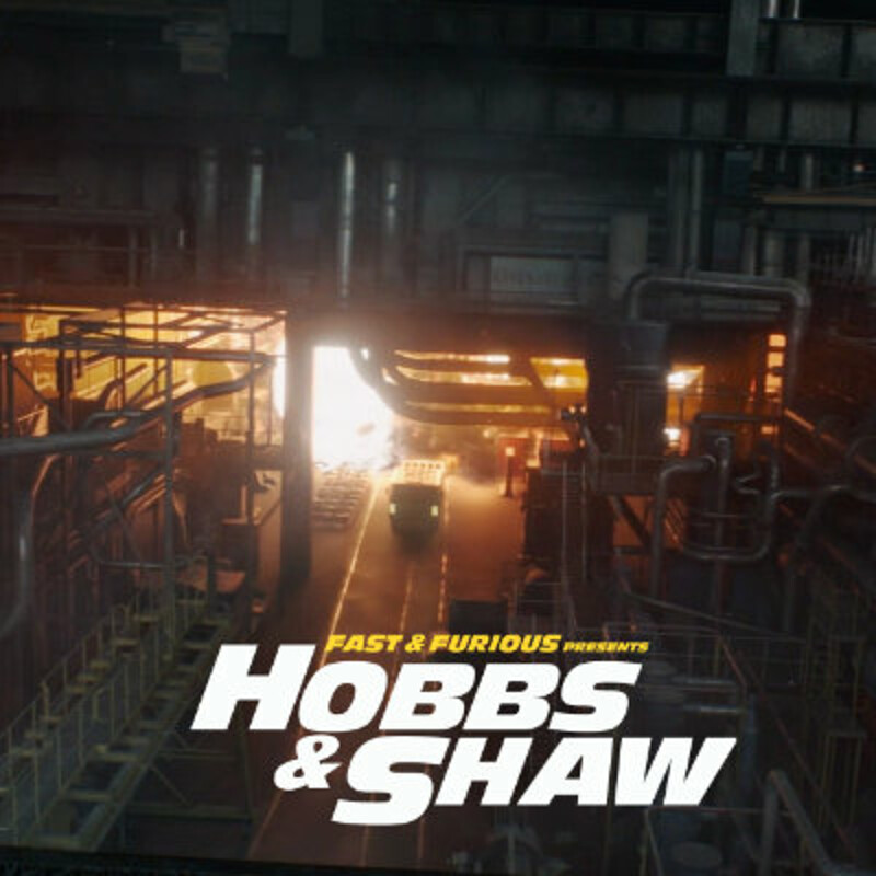 Fast & Furious: Hobbs & Shaw: Turbine Hall