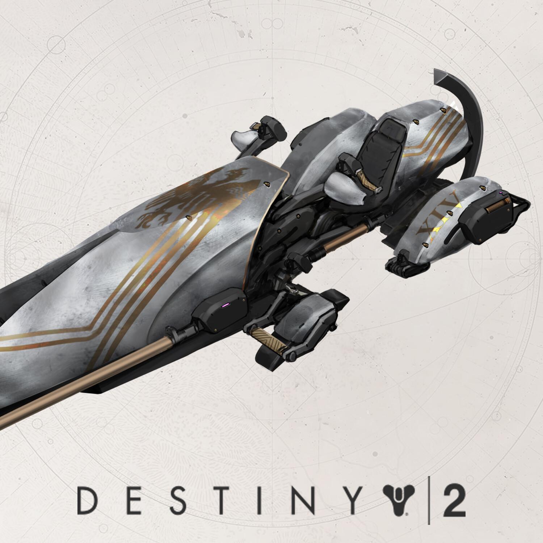 Destiny 2 - The Ram