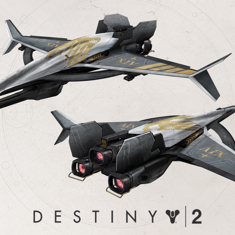 Destiny 2 - Saint's Invocation