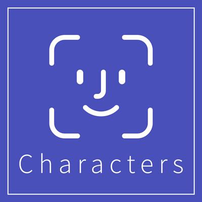 Abdullah alsabahi characters design