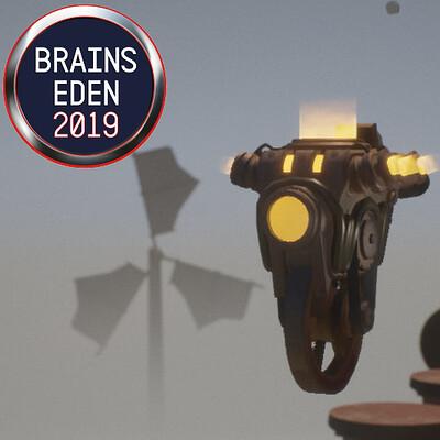 Time Chain-Brain's Eden 2019