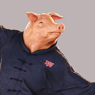 Oscar trejo oscar trejo pig1
