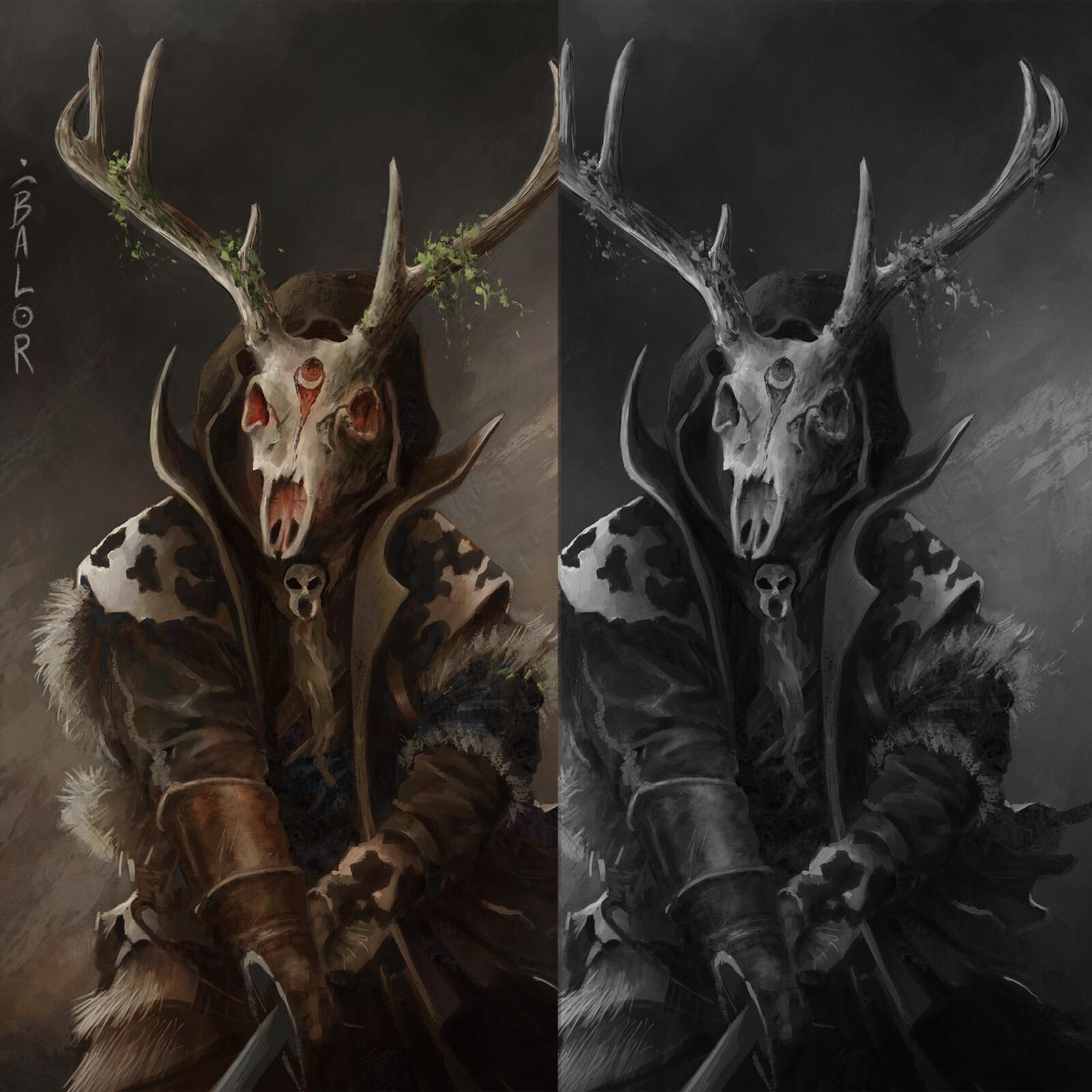 The Formorian King: Balor