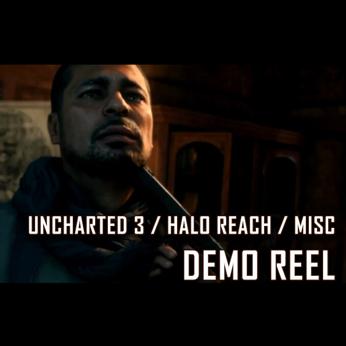 UNCHARTED 3 / HALO REACH / MISC LIGHTING