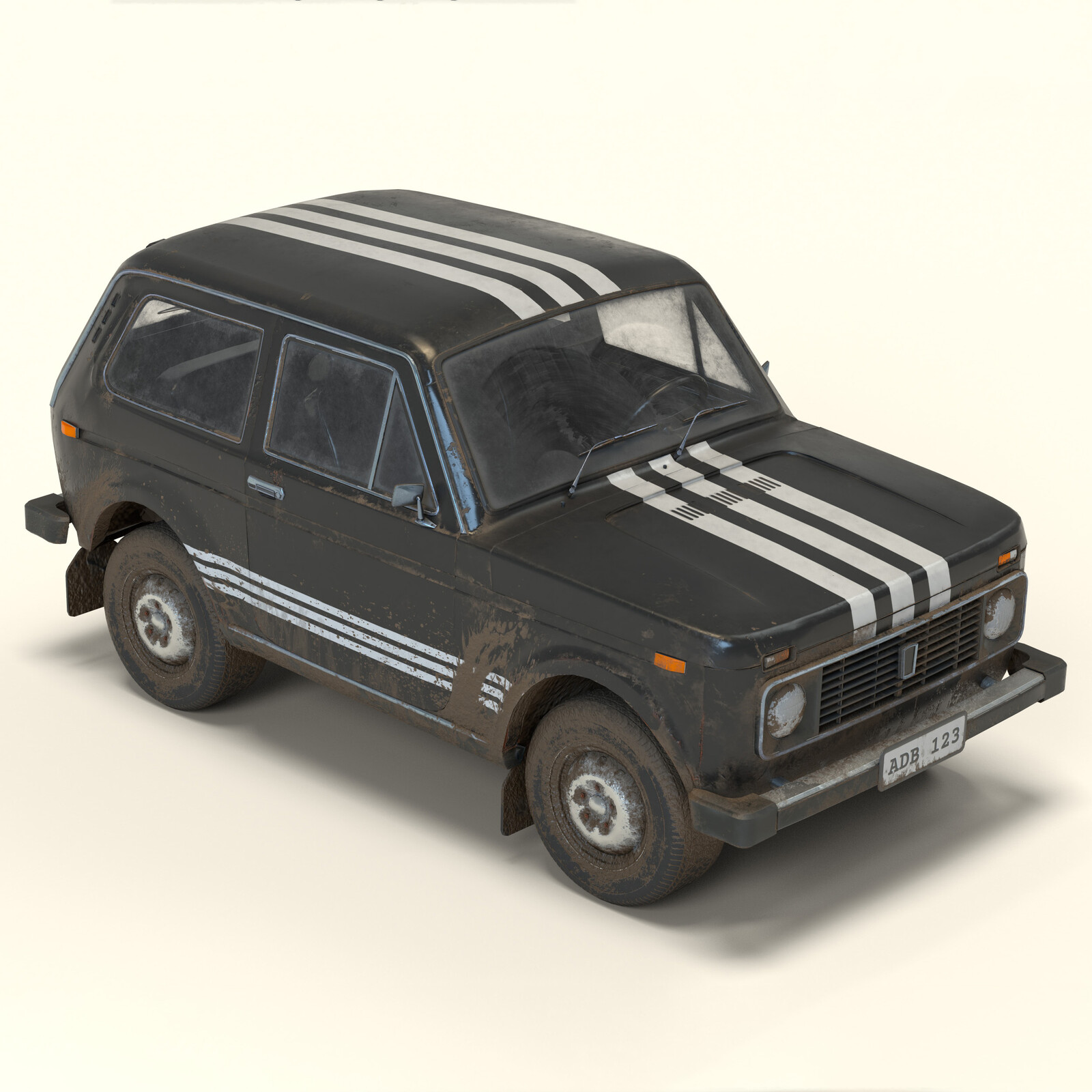 Lada Niva 1979