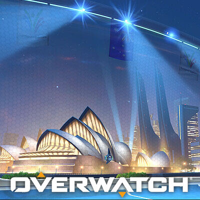 Overwatch - Sydney Harbour Arena