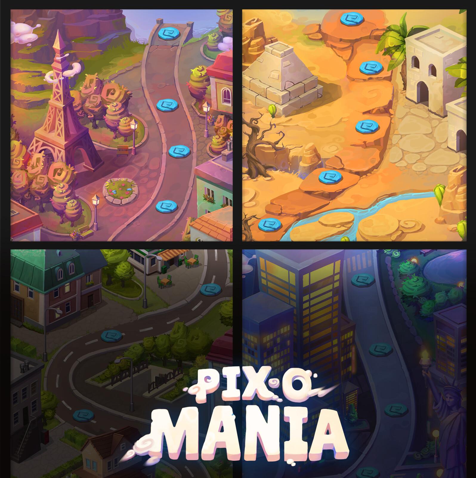 Pix-o-Mania
