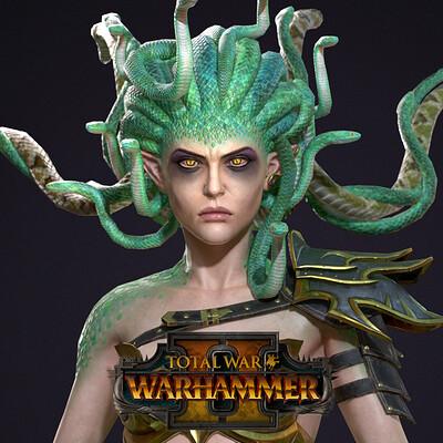 Total War: Warhammer 2 - Shadow & Blade: Bloodwrack Medusa