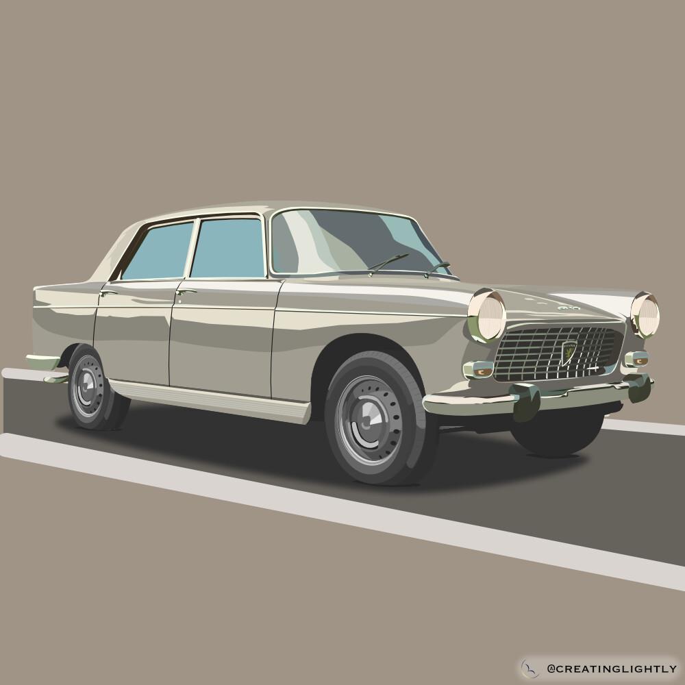 Peugeot 404D