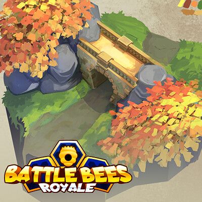 Battle Bees Bridge Concept