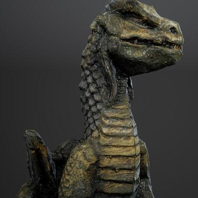 Dawid batog dragon