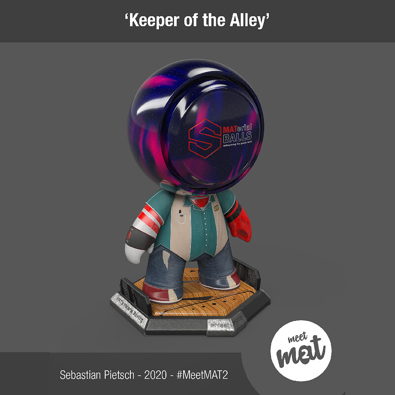 'Keeper of the Alley' - #MeetMAT2