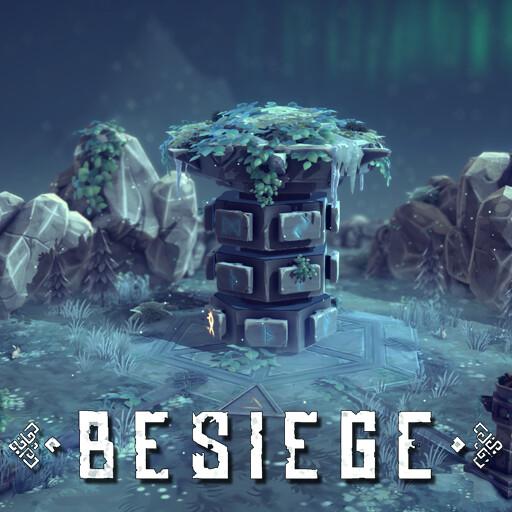 Besiege - Revolving Monolith
