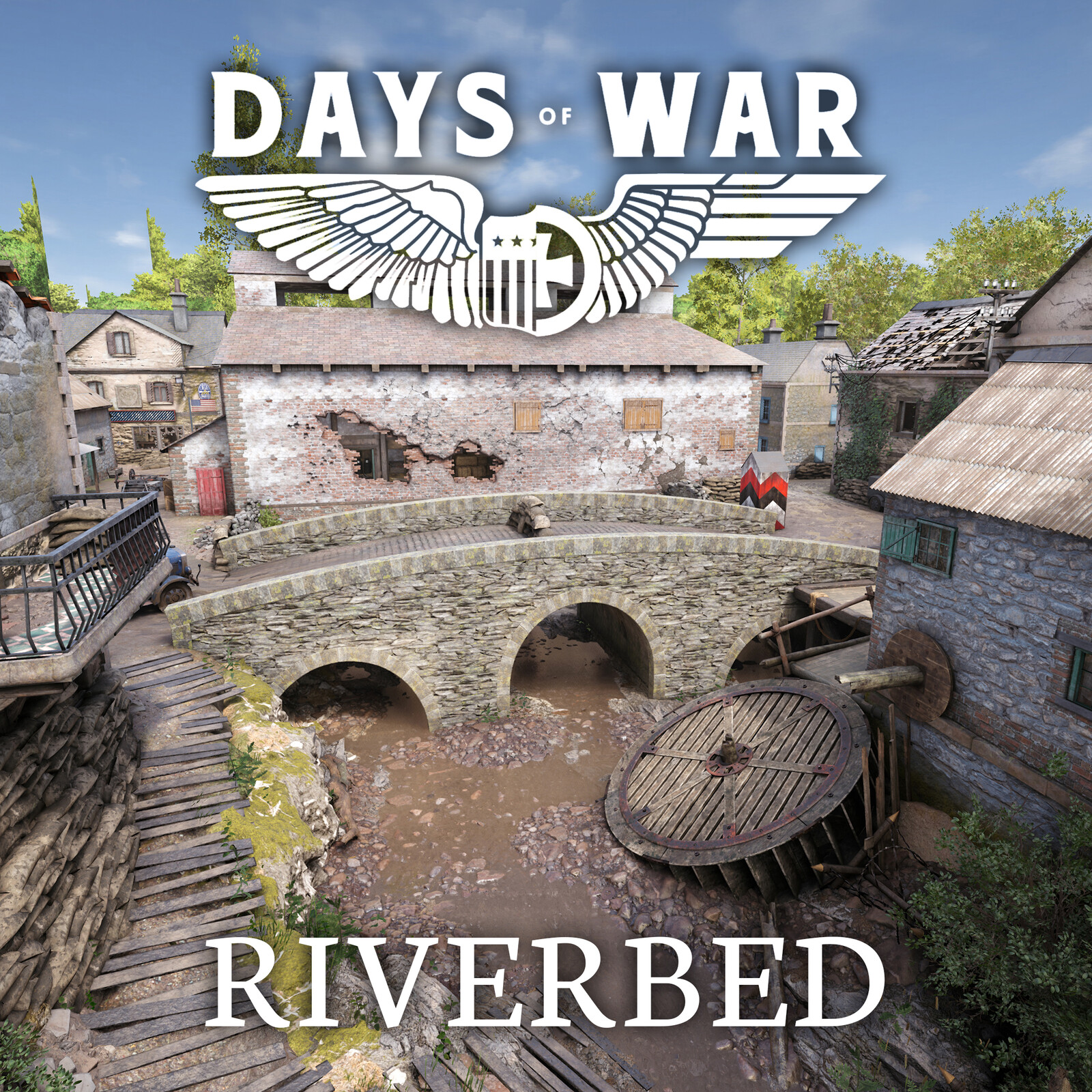 Days of War - Riverbed