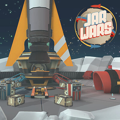 Jar Wars: LaunchPad