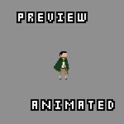 Flute Boy Animations