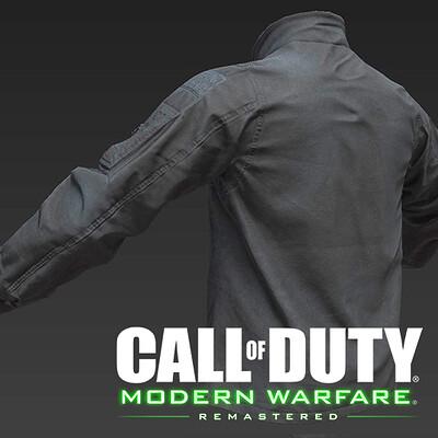 Christian gallego cover shirt