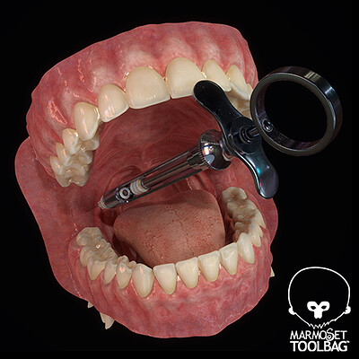 Christian gallego cover teeth