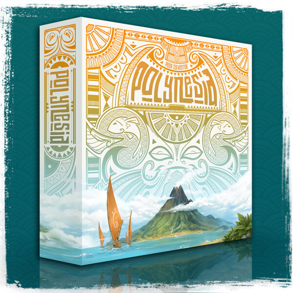 Polynesia - Board Game Art