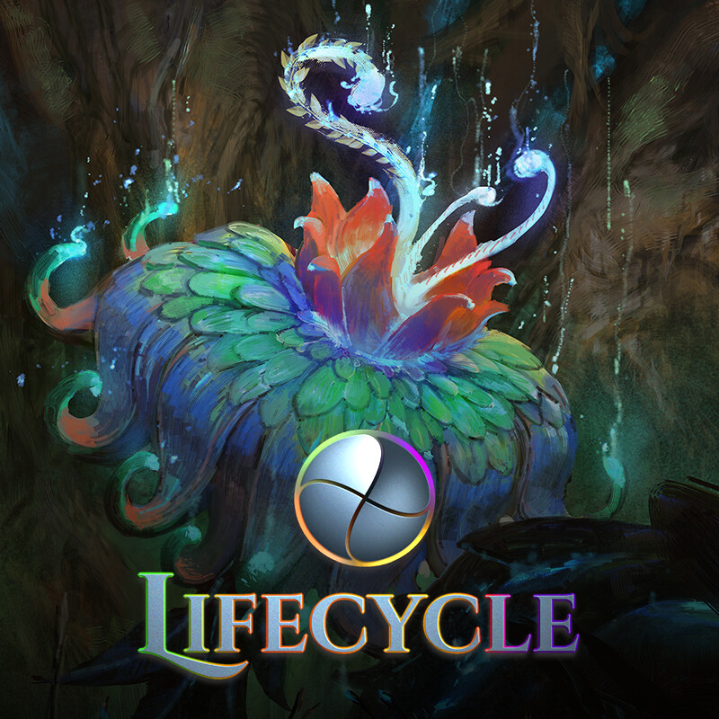 Lifecycle - Flower of Eden