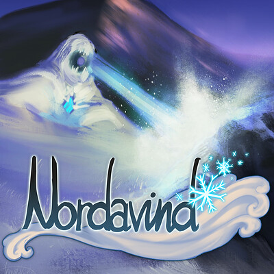 Ingvild grotlokken nordavindportfolio character 17 enemies