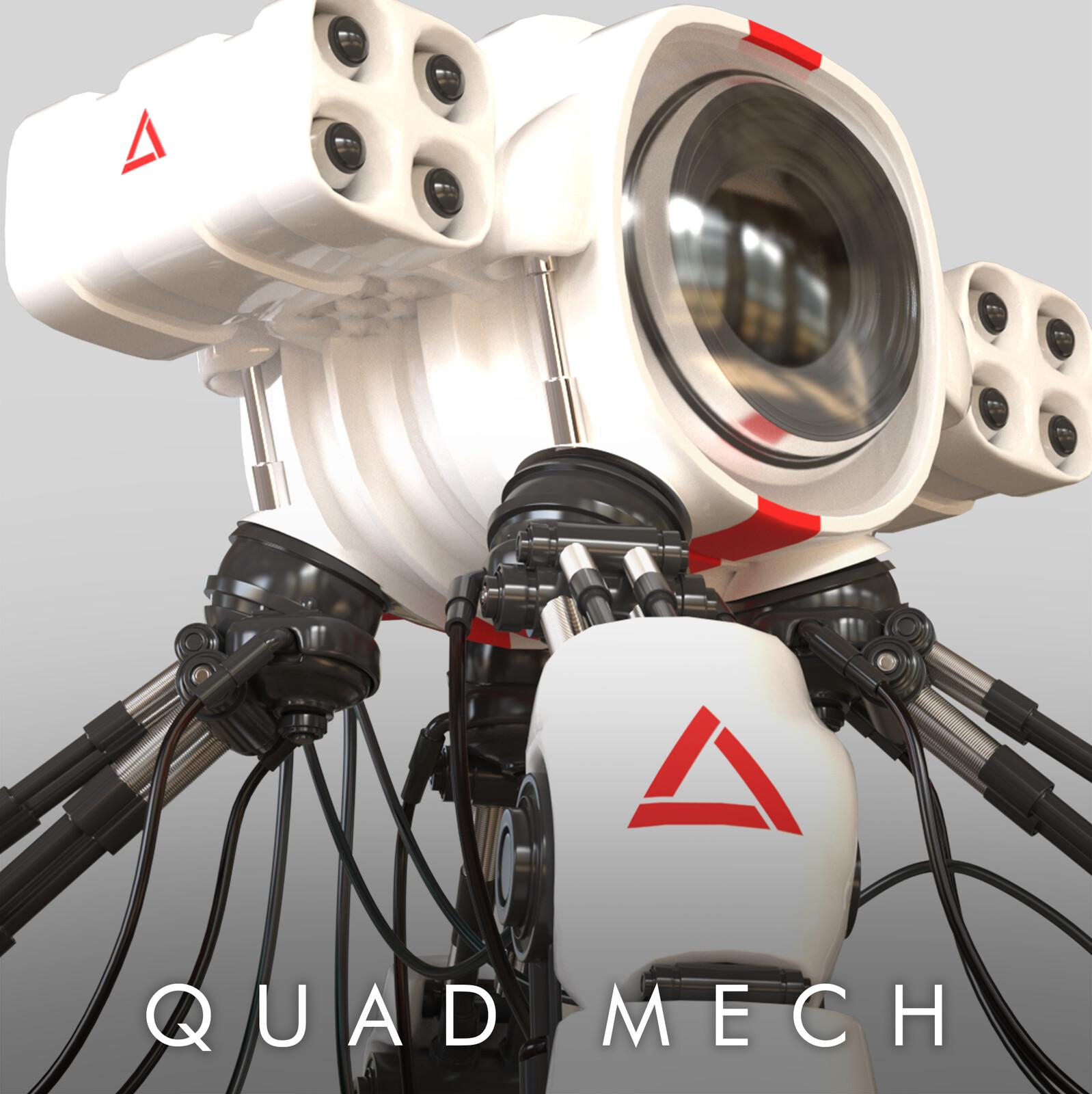 Quad Camera Mech