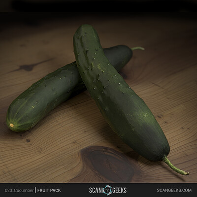Scan geeks 023 cucumber presentation square