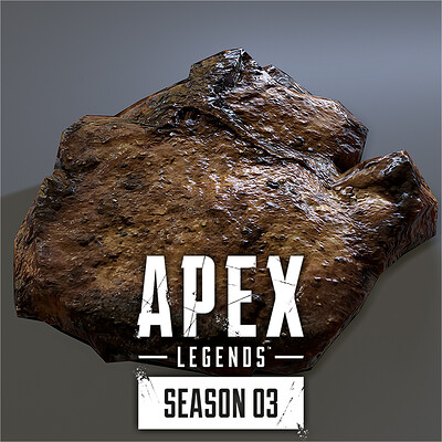 APEX LEGENDS S3 | Mirage Town Takeover | Asset Renders