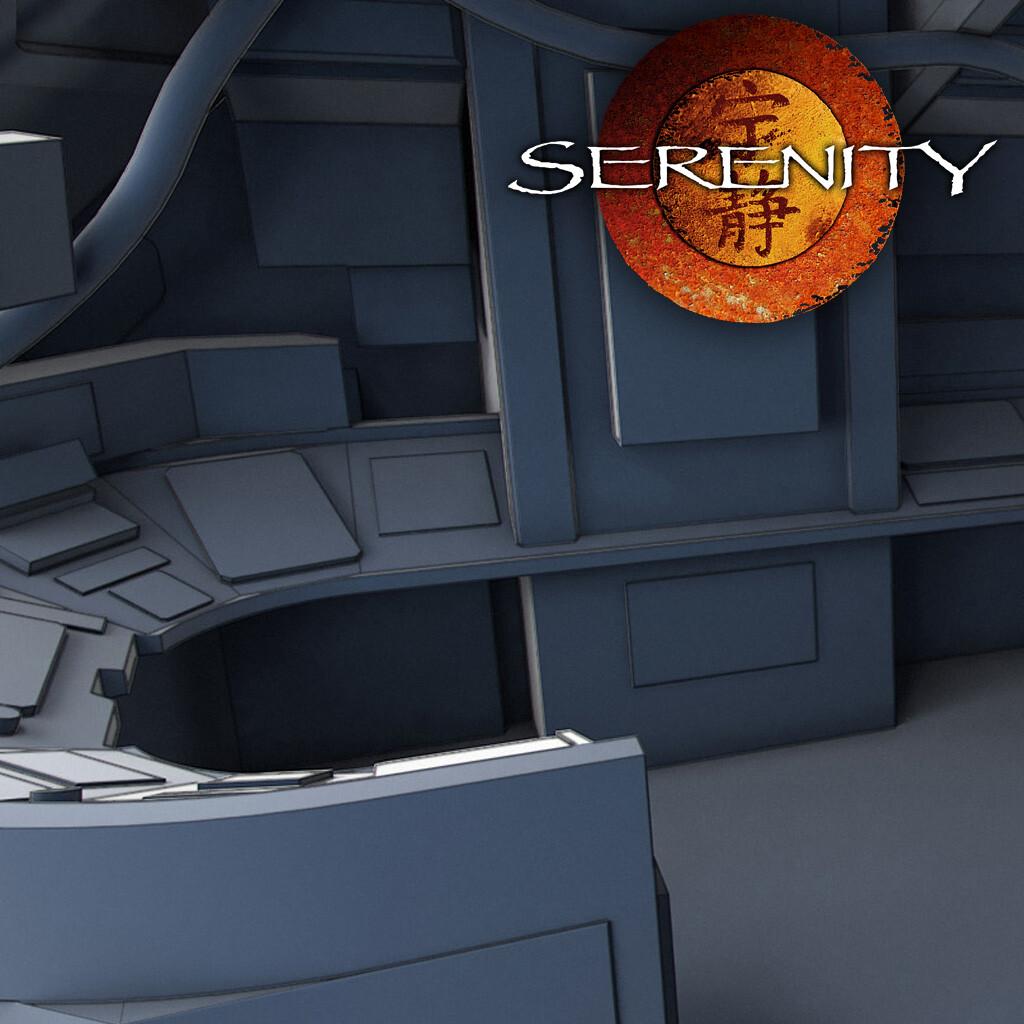 Serenity/Firefly Interior