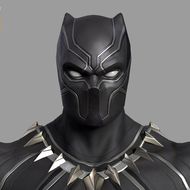 Black Panther - MARVEL Dimension of Heroes