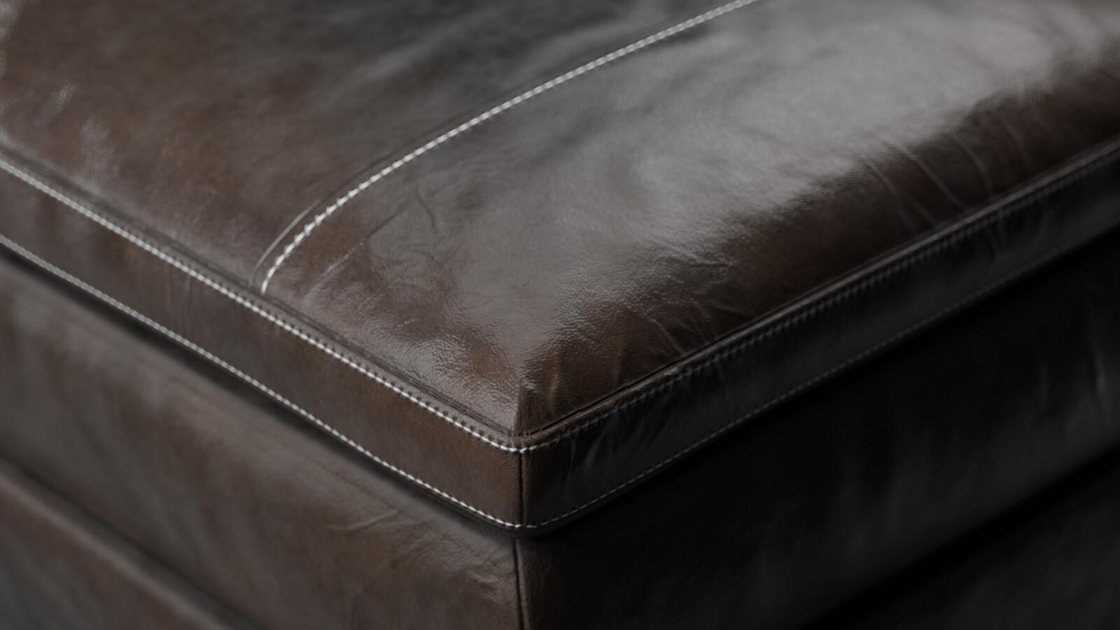 Gleason Chair Ottoman - PBR
