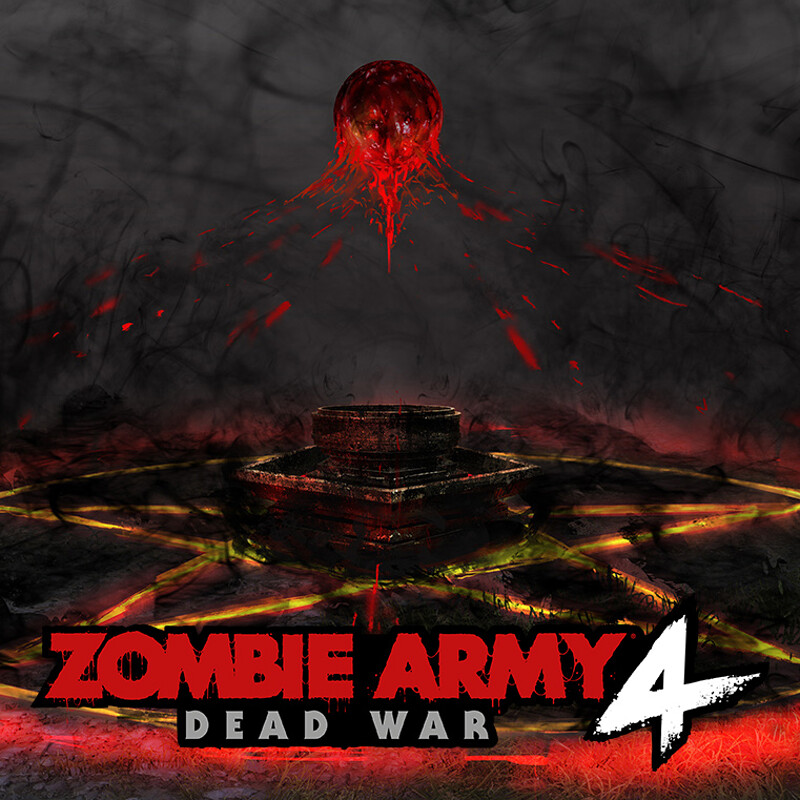 Zombie Army 4 - Blood Well Concept