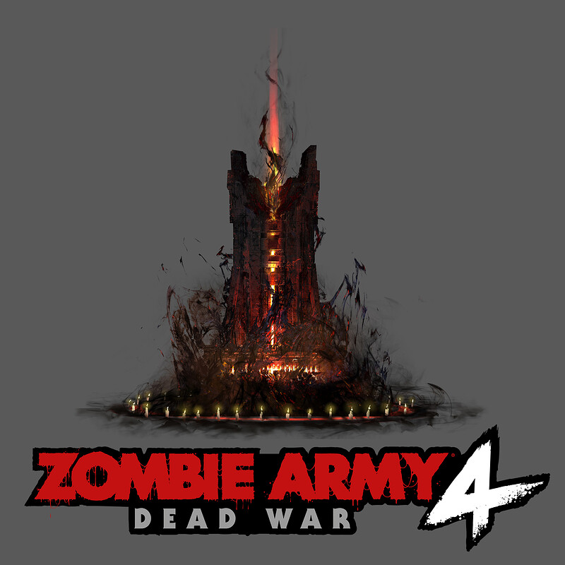 Zombie Army 4 - Hellgate Concept