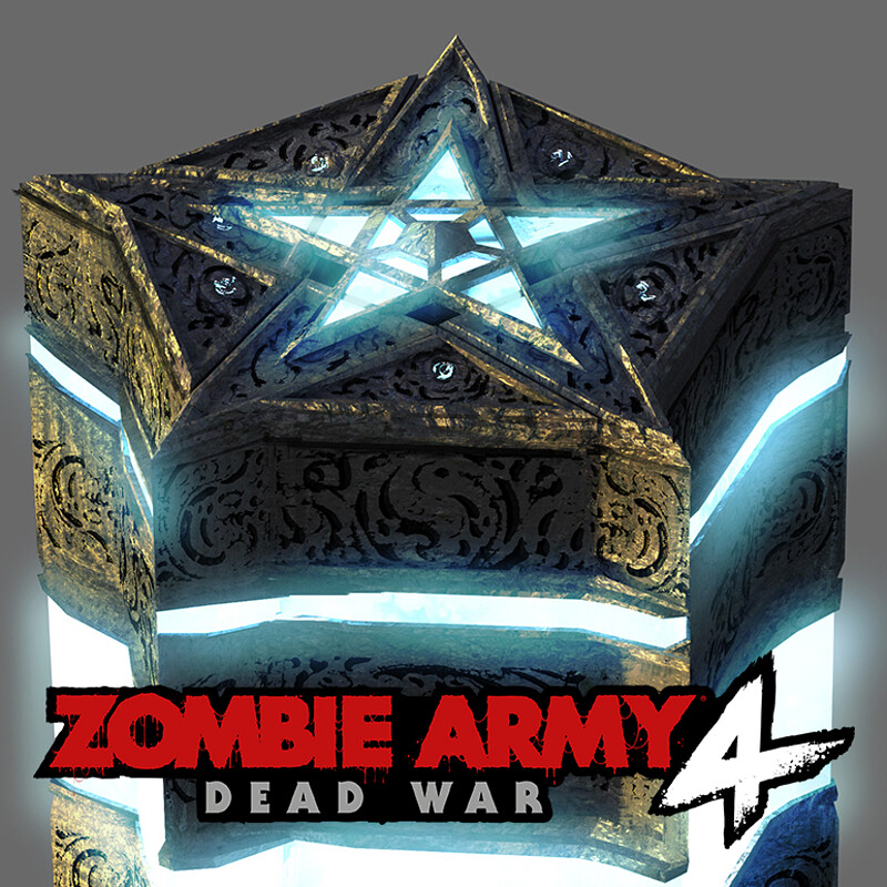 Zombie Army 4 - Sagmartha Relic