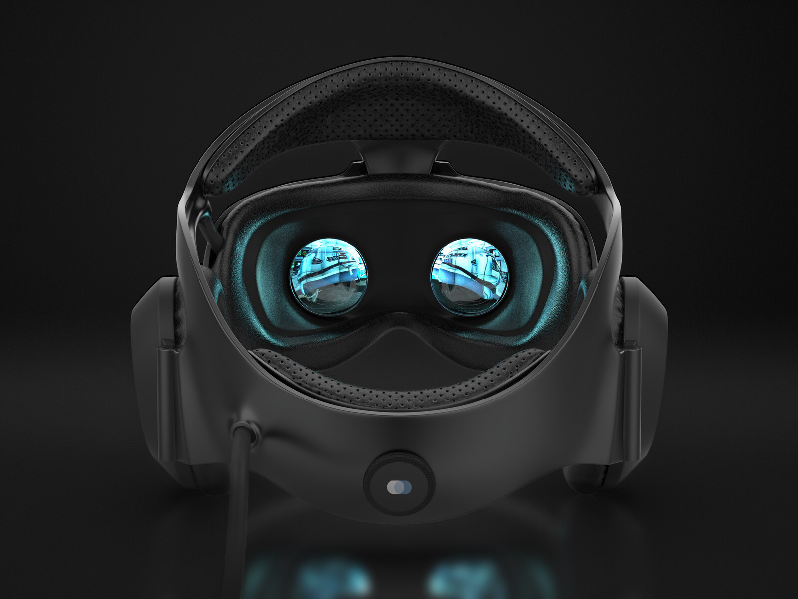 XR Headset Concept