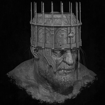 Tibi neag tibi neag old iron king thumb